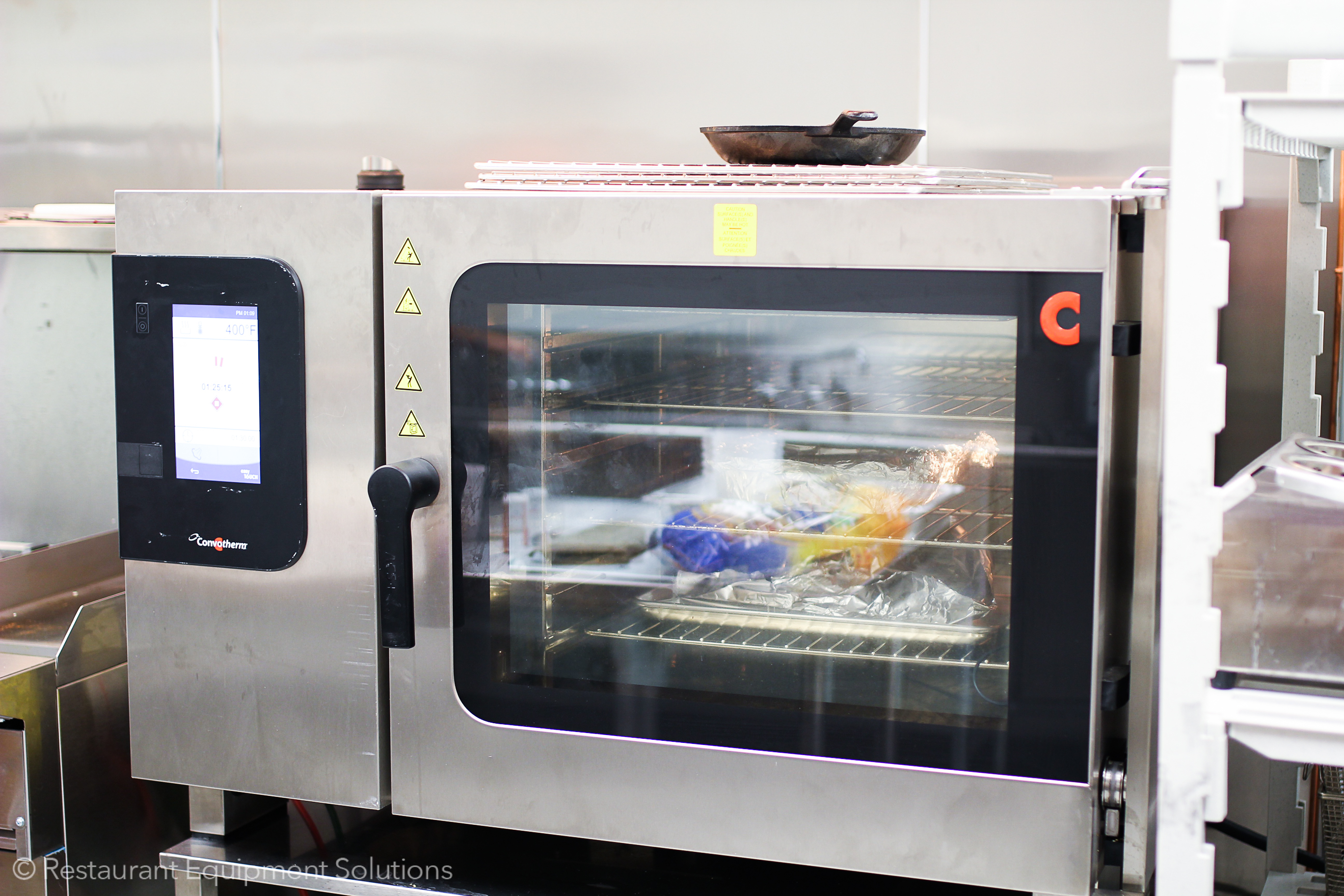 combi convection oven
