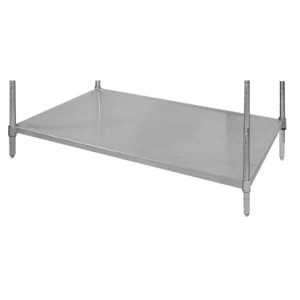 Advance Tabco Solid Shelving