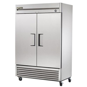 True 2 Section Refrigerator
