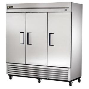 True 3 Section Refrigertor