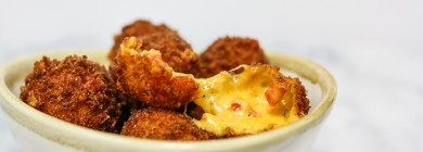 Pimento Cheese Fritters: A Recipe