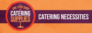 Catering Season Kickoff: A Few Must-Haves