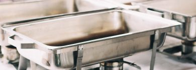 Catering Guide: Induction Heat vs. Traditional Chafer Fuel
