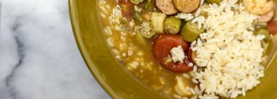 It's Time You Made Yourself Some Gumbo