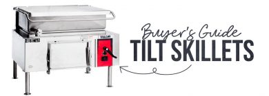 Tilt Skillets Buyer's Guide
