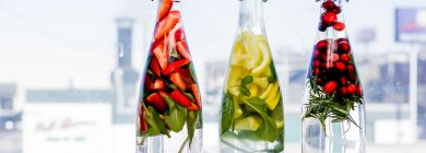 Spice Up Your Holiday Table with Festive Infused Waters