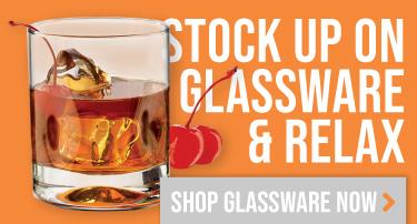 Replenish Your Glassware