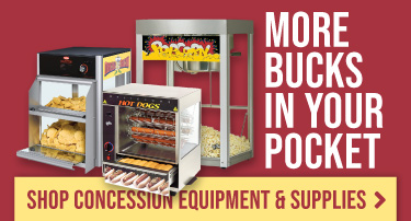 "Shop Concession Equipment and Supplies"" class="