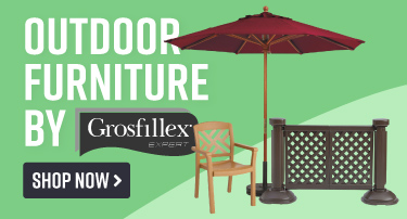 Help Your Customers and Staff with Social Distancing By Using Outdoor Furniture and Fencing