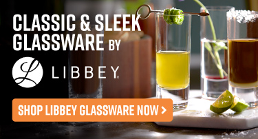 Keep Things Classy with Libbey Glassware