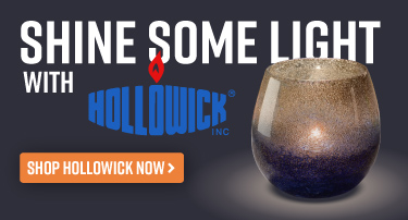 Keep the Night Time Dining Going, Shop Hollowick for Candles and Candle Holders
