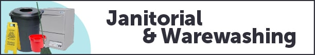 Janitorial & Warewashing