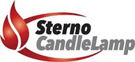Sterno Candle Lamp