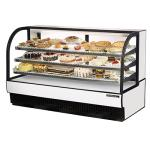 Curved Glass Refrigerated Bakery Cases image