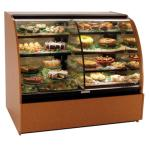 Dual-Temp Refrigerator/Freezer Display Cases image