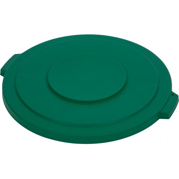 Carlisle 34103309 Bronco Waste Container Lid, Green