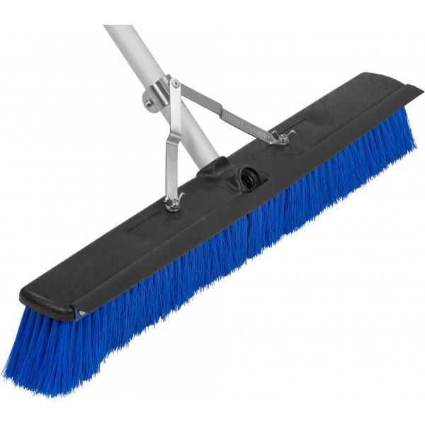 Flo Pac Sweep Complete Floor Sweep 24 Plastic Block With