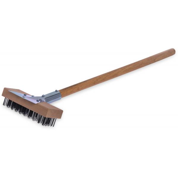 Carlisle 36372500 Sparta Oven/Grill Brush, Natural