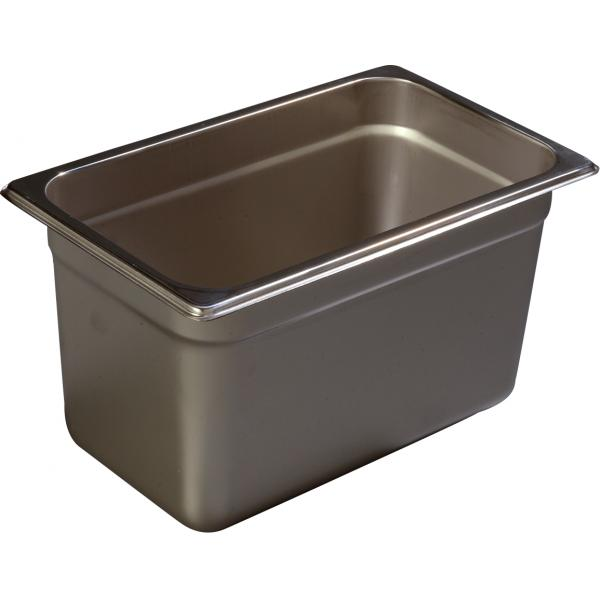 Carlisle 608146 DuraPan Steam Table Pan, Stainless Steel