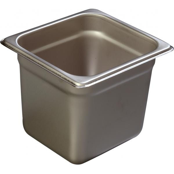 Carlisle 608166 DuraPan Steam Table Pan, Stainless Steel