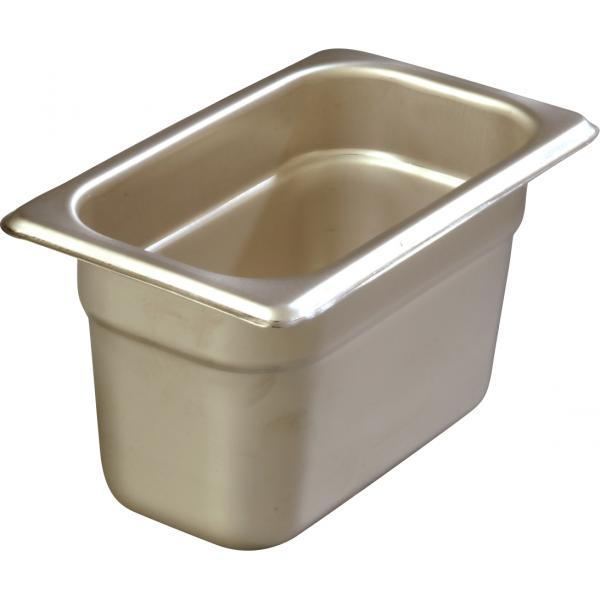Carlisle 608194 DuraPan Steam Table Pan, Stainless Steel