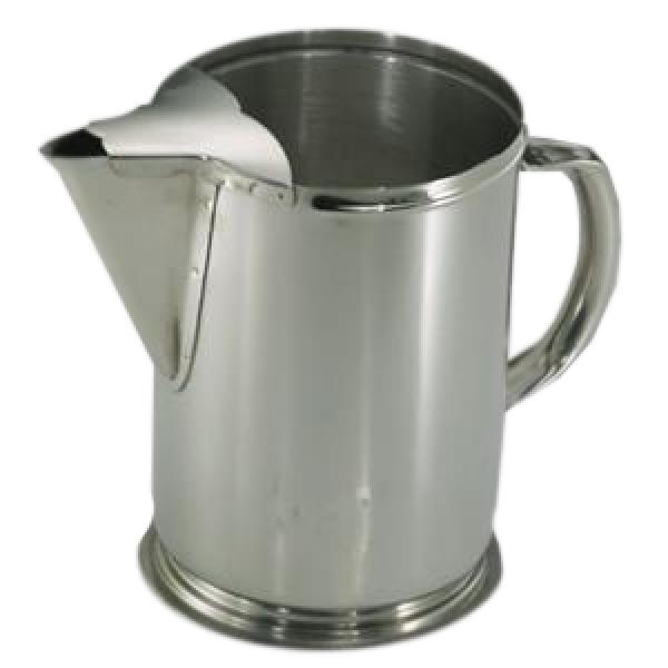 34 Oz Stainless Steel Water Pitcher Restaurant Equipment Solutions