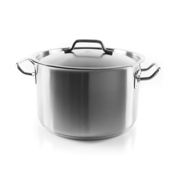 ABC CSS2007 7-1/2 Qt. Induction Ready 18/8 Stainless Steel Sauce Pot w/ cover