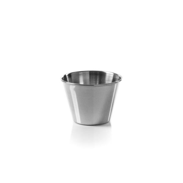 ABC SC25 2-1/2 oz. Stainless Steel Sauce Cup