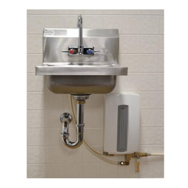 Tankless Water Heater Electric 42 Degrees 0 5gpm