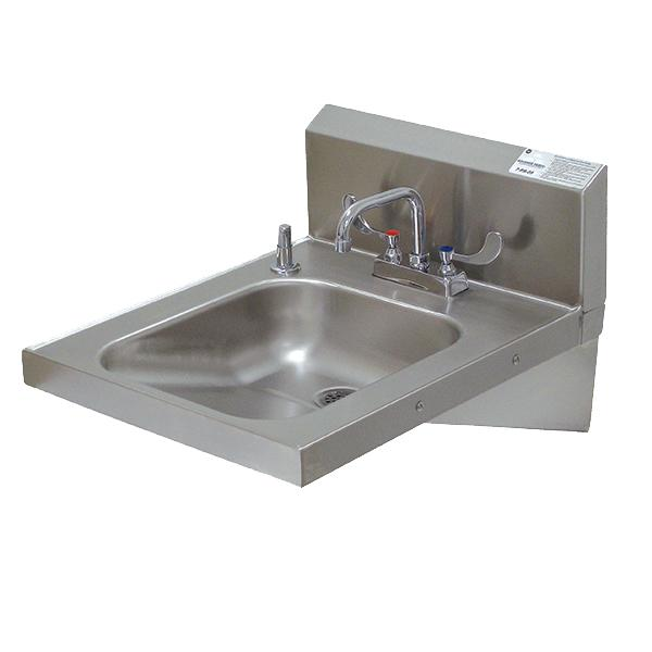Wall Mounted Hand Sink 14 Quot X 16 Quot X 5 Quot Bowl Ada Compliant