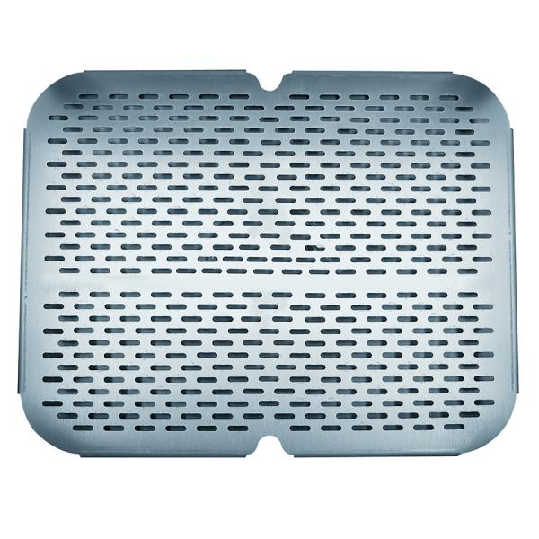 Perforated Bottom Strainer Plate Stainless Steel
