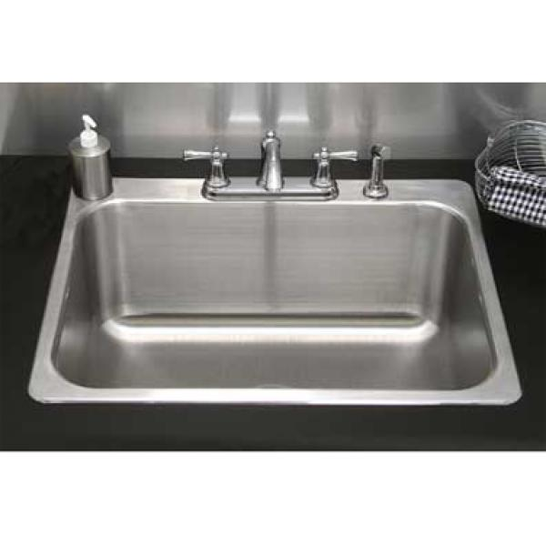 Residential Drop In Laundry Sink 24 Quot L X 18 Quot W X 14 Quot D No