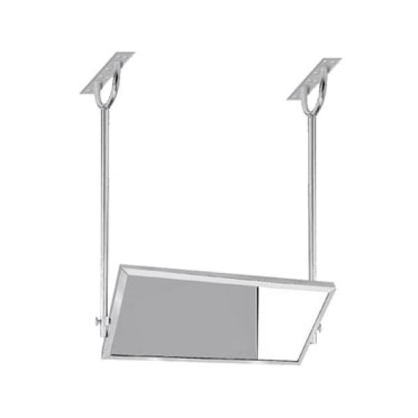 Advance Tabco Mi60 63 X 26 Tilting Demo Mirror Ceiling Mounted Gl