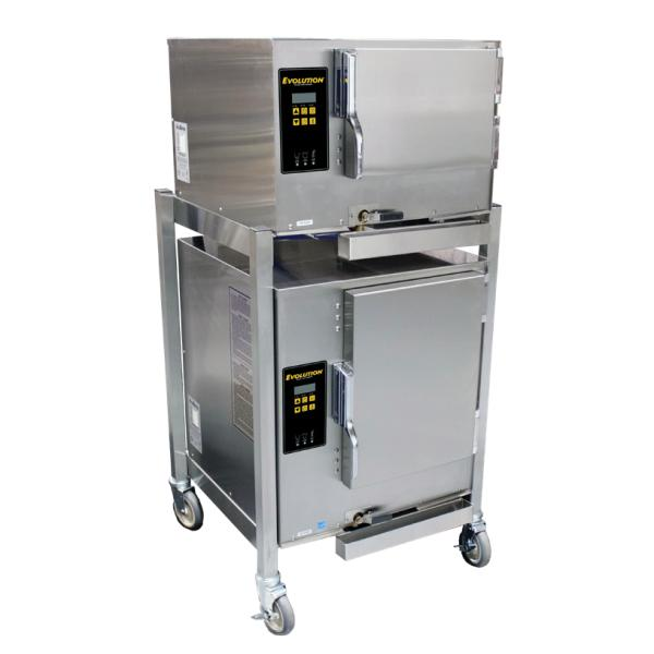 "Advance Tabco TVKS3011 132""L x 30""W Work Table w/ 10"" Backsplash - No Undershelf - Stainless Frame"