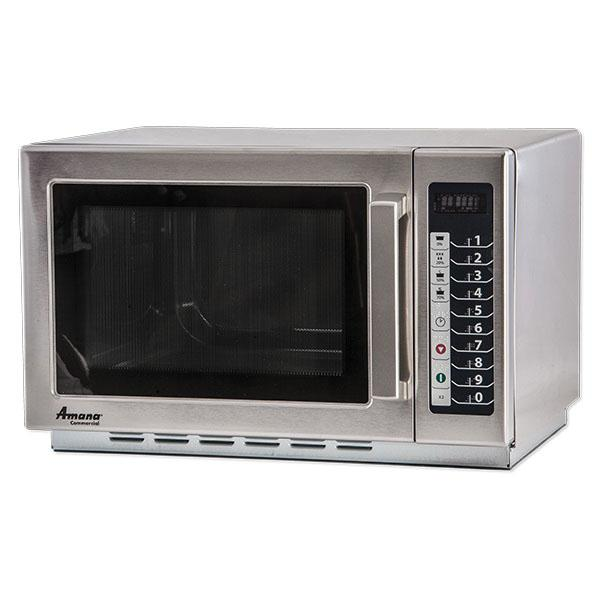 Amana Commercial Microwave Oven 1000