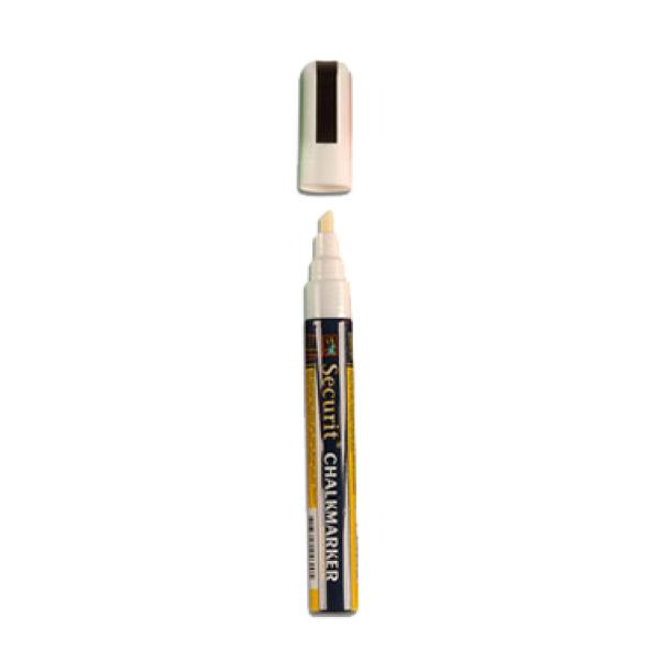 American Metalcraft SMA510V4WT Securit Chalk Markers