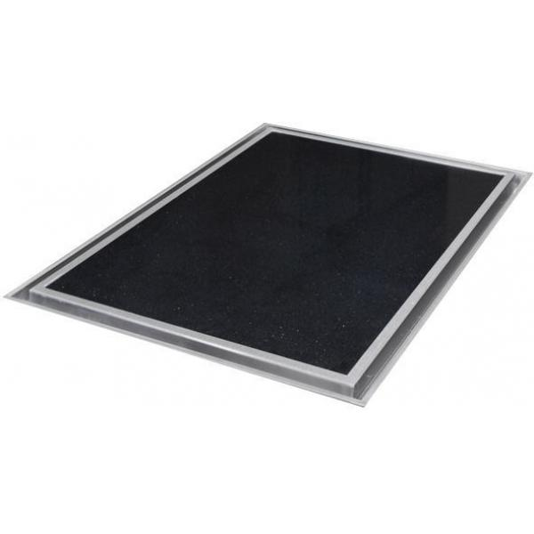 APW Wyott SFT87 Stainless Steel Drop-In Frost Tops/Cold Slab