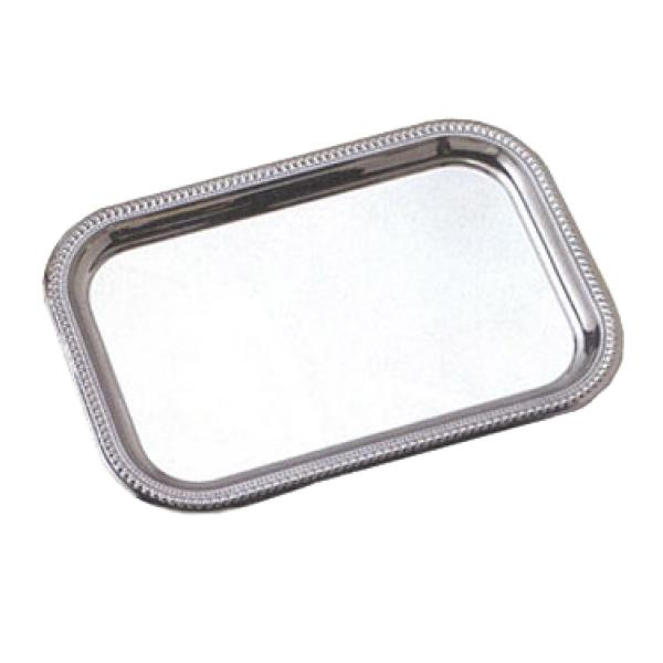 American Metalcraft SSTRT22 Royal Touch Serving Tray