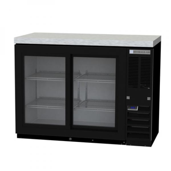 Beverage Air BB48HC1GSS27 Refrigerated Back Bar Storage Cabinet