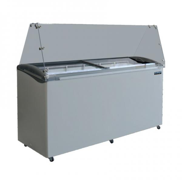 Beverage Air BDCHC12 Dipping Cabinet Freezer
