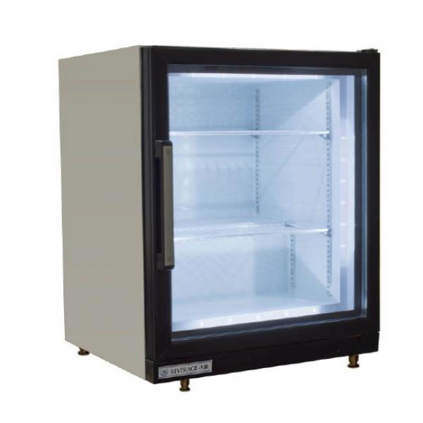 Beverage Air CF3HC1W Freezer Reach-In Display