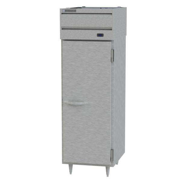 "Beverage Air PRD11AS 26"" Pass-Thru Refrigerator - 24.0 Cu. Ft. - Two Solid Doors"