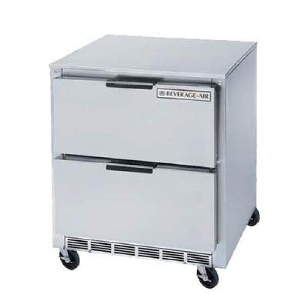 Beverage Air UCFD27AHC2 Undercounter Freezer