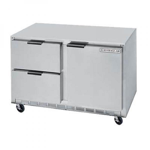 Beverage Air UCFD48AHC2 Undercounter Freezer