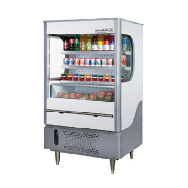 Beverage Air VM121GLED Vuemax Series Open-Air Merchandiser