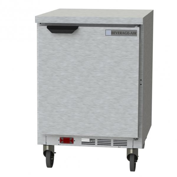 Beverage Air WTR24AHCFLT Worktop Refrigerator