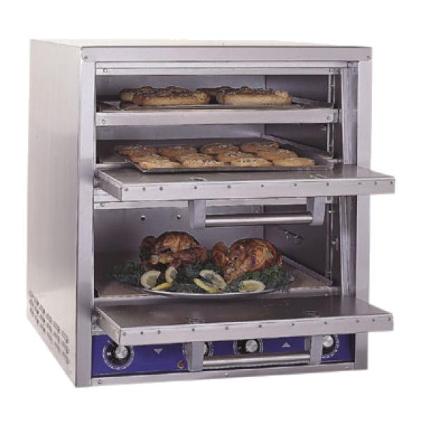 Bakers Pride P46BL HearthBake Series Oven