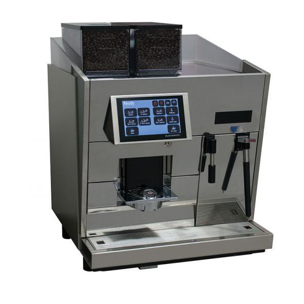 Bunn 43500 0000 43500 0000 Bunn Espress B W3 Cts 2 Step Espresso Machine Super Automatic 2 Grinders Each With 3 3 Lbs Capacity