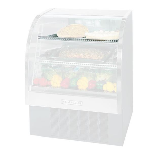 Beverage Air 27B01S021D Lighted Refrigerator Shelf for CDR3