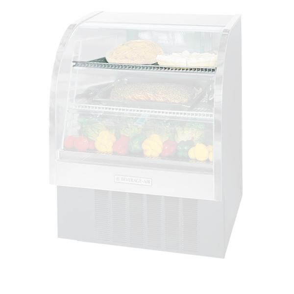 Beverage Air 27B01S022D Lighted Refrigerator Shelf for CDR4